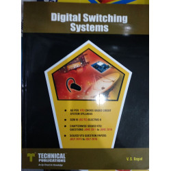 Digital switching systems | Technical Publications | VS bagad| CBCS