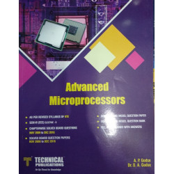 Advanced Microprocessors | Technical Publications | Godse | CBCS