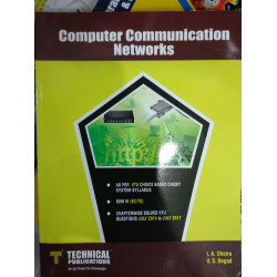 Computer communication network | Technical Publications | VS bagad | CBCS