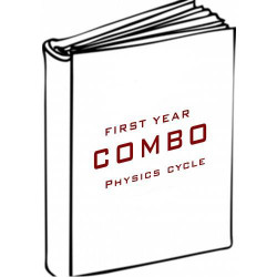 FIRST YEAR FRESHER COMBO | PHYSICS CYCLE | SET OF 5 BOOKS