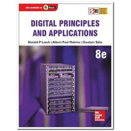 Digital Principles and Applications | Donald P Leach, Albert Paul Malvino & Goutam Saha| Tata McGraw Hill | 8th Edition
