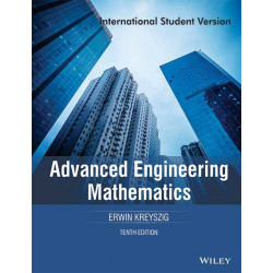 Advanced Engineering Mathematics |  Erwin Kreyszig | Wiley | 10th Edition
