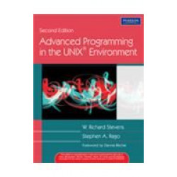 Advanced Programming in the UNIX Environment |W Richard Stevens & Stephen A Rago | Pearson Education | 2nd Edition