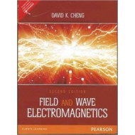 Field and Wave Electromagnetics, David K Cheng, Pearson Education Asia, 2nd edition, 1989, Indian Reprint, 2001