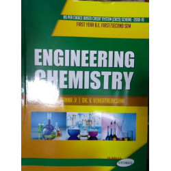 Engineering chemistry | Veeranna and Venkatalakshmi | subhas publishers | CBCS 2018