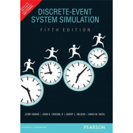 Discrete-Event System Simulation | Jerry Banks, John S. Carson II, Barry L. Nelson and David M. Nicol | Pearson Education | 5th Edition