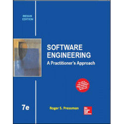 Software Engineering-A Practitioners Approach |  Roger.S.Pressman | Tata McGraw Hill | 7th Edition