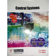 Control systems | U A Bakshi V U Bakshi | Technical Publications (CBCS)