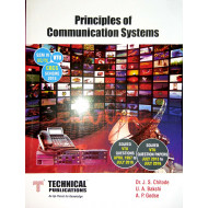 Principles of communication systems (CBCS Scheme) | Dr J S Chitode | Technical Publication