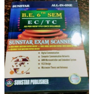 ALL IN ONE EXAM SCANNER FOR ECE |  6th SEM CBCS | SUNSTAR PUBLISHERS | 2019