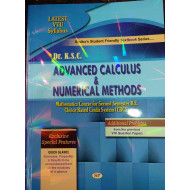 Advanced Calculus and Numerical Methods | Dr. KS CHANDRASHEKHARAIAH (KSC) | SUDHA PUBLICATIONS | 2019  | Engineering mathematics 2
