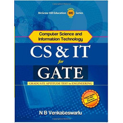 Computer Science And Information Technology: Cs & It For Gate Dr.N B Venkateswarlu