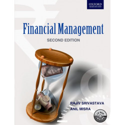 "Financial Management (With CD ROM) | Rajiv Srivastava and Anil Misra | Oxford University Press | 2nd Edition |""USED BOOK"""