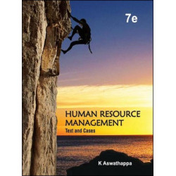 HUMAN RESOURCE MANAGEMENT | Dr. K.ASHWATAPPA | McGraw Hill India | 7th edition