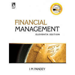 "Financial Management | I.M Pandey | Vikas Publications | 11th Edition | ""USED BOOK"""