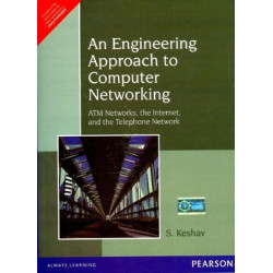 An Engineering Approach to Computer Networks	| S. Keshav | Pearson | 2nd Edition