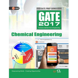 Gate Guide Chemical Engineering 2017 | G K PUBLISHERS