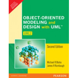 Object-Oriented Modeling and Design With UML  | Michael Blaha, James Rumbaugh |	Pearson Education |	2nd Edition (VTU)