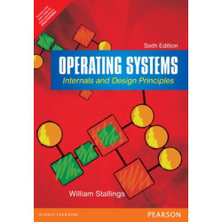 Operating Systems , William Stallings , Pearson Education , 6th Ed,2010