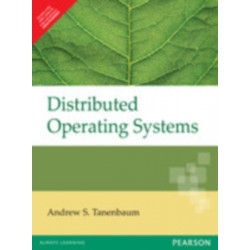 Distributed Operating Systems	,  Tanenbaum , Pearson India  , 1st Edition