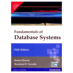 Fundamentals of Database Systems |	Ramez Elmasri and Shanmkanth B. Navathe | Pearson Education |  5th Edition ( NON VTU)