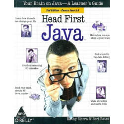 Head First Java | Kathy Sierra | 2nd Edition |  	O' Reilly