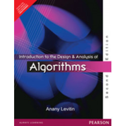 Introduction to The Design & Analysis of Algorithms | Anany Levitin | Pearson Education | 2nd Edition