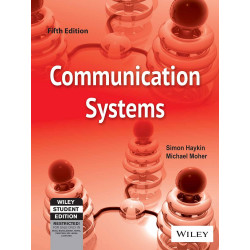 Communication Systems |  Simon Haykins and Moher |  5th Edition |  John Willey