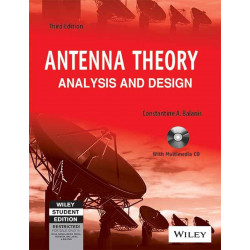Antenna Theory Analysis and Design - C A Balanis   John Wiley India