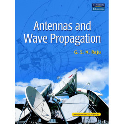Antennas and wave propagation - G S N Raju  Pearson Education