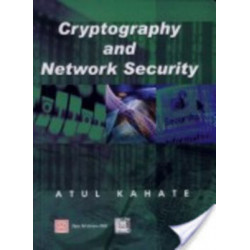 Cryptography and Network Security	 , Atul Kahate , TMH