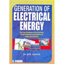 Generation of Electrical Energy | B.R.Gupta | S. Chand |2015