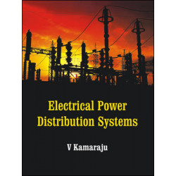 Electrical Power Distribution Systems | V. Kamaraju | Mc Graw Hill | 1st Edition
