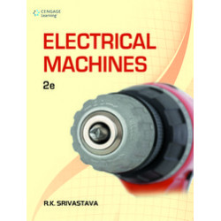 Electrical Machines |R. K Srivastava |2nd Edition | Cengage Learning India