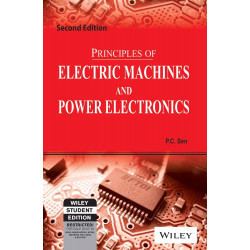 Principles of Electric Machines and Power Electronics | P.C. Sen |2nd Edition | Wiley India