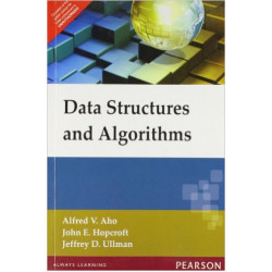 Data Structures and Algorithms, Alfred Aho, John E. Hopcroft and Jeffery D Ullaman, Pearson Education