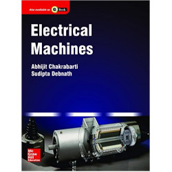 Electrical Machines  By Abhijit  Chakrabarti  | Mc Graw Hill Education| 1st  Edition, 2015