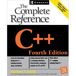 C++ The Complete Reference, 	Herbert Schildt, 4th Edition, TMH