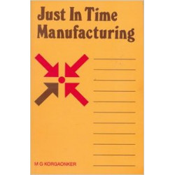 Just In Time Manufacturing, M G Korgaonkar, Macmillan Publishers