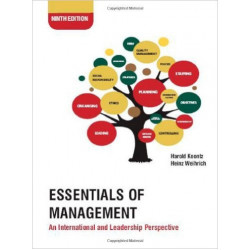"Essentials of Management: An International and Leadership Perspective |Harold Koontz , Heinz Weihrich | 9th Edition | McGraw Hill Education | ""USED BOOK"""