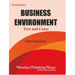 "Business Environment , Francis Cherunilam, Revised Edition, Himalaya Publishing House | ""NEW BOOK"""
