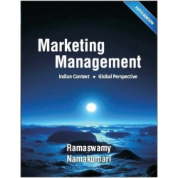 "Marketing Management | Ramaswamy, Namakumari | 5th Edition |  Mcgraw Hill Education | ""USED BOOK"""
