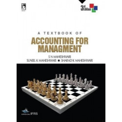 """A Textbook of Accounting for Management 