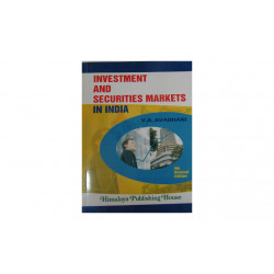 Investment And Securities Markets In India | Dr. V.A Avadhani | Himalaya Publising  House