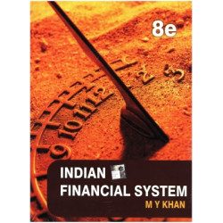 Indian Financial System | M Y Khan | Mcgraw Hill Education | 8th Edition