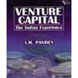 Venture Capital: The Indian Experience | IM Pandey | PHI