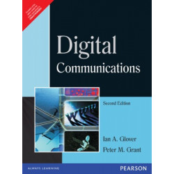 Digital Communications | Ian A Glover , Peter M Grant | Pearson India | 2nd Edition