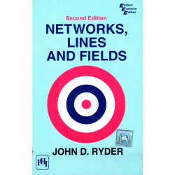 Network Lines and Fields by  John D Ryder, 2nd edition, PHI, 2003