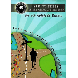 Sprint Tests (English, Quant, DI and Reasoning) for Competitive Exams | Anil Nair Classes