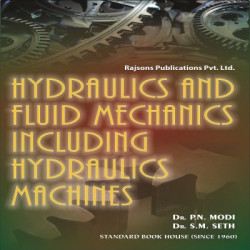 Hydraulics and Fluid Mechanics | S. M. Seth, P. N. Modi | Standard Publishers Distributors
